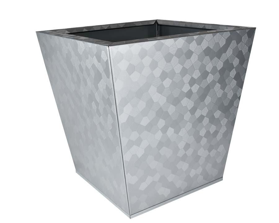 Birdies CBD Flat-Pack pot Tapered 40 x 40 x 40cms - Pentagon finish