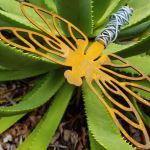 Dragon Fly - decorative garden art