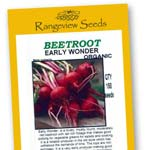 Beetroot Early Wonder - Rangeview Seeds