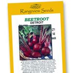 Beetroot Detroit - Rangeview Seeds
