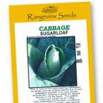 Cabbage Sugarloaf - Rangeview Seeds