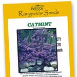 Catmint (Nepeta Mussini) - Rangeview Seeds