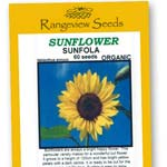 Sunflower- Sunfola - Rangeview Seeds