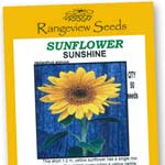Sunflower Sunshine - Rangeview Seeds