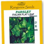 Parsley Italian Flat Leafed - Rangeview Seeds