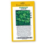 Parsley Curled - Rangeview Seeds