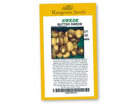 Swede Butter Swede - Rangeview Seeds