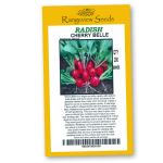 Radish Cherry Belle - Rangeview Seeds