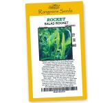 Rocket Salad Rocket - Rangeview Seeds