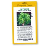 Lettuce Green Salad Bowl - Rangeview Seeds