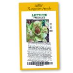 Lettuce Freckles Organic - Rangeview Seeds