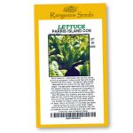 Lettuce Parris Island Cos - Rangeview Seeds