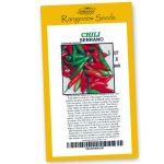 Chili Serrano - Rangeview Seeds