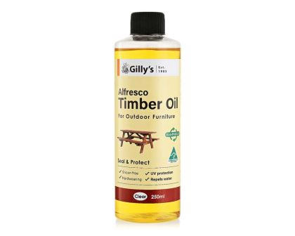 Gilly's Alfresco Timber Oil