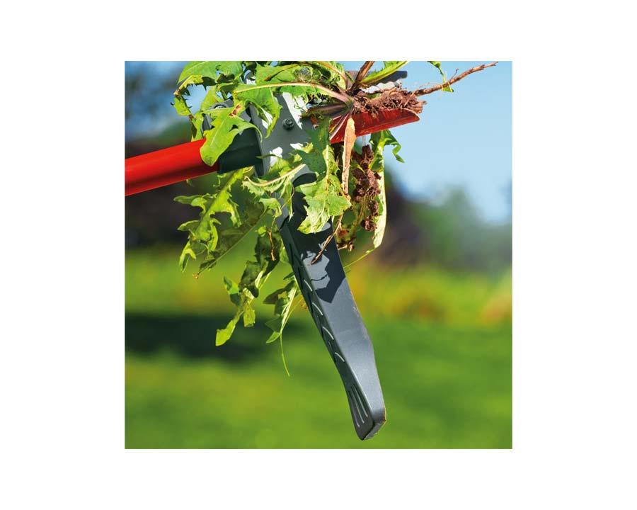 Garden Weeder iW-A Wolf tools - stainless steel prongs grab weed