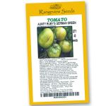 Tomato Aunty Ruby's German Green - Rangeview Seeds