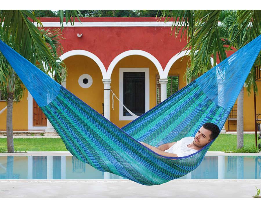 Mexican Hammock - Caribe colour/design