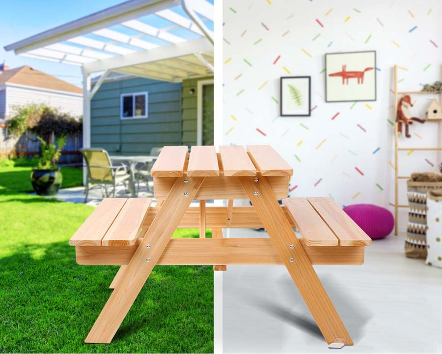 Kids Picnic Table or Activities Table