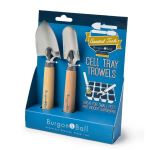 Cell Tray Hand Trowels - Burgon & Ball