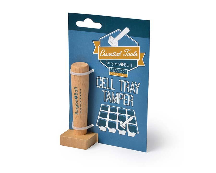 Cell Tray Tamper - Burgon & Ball