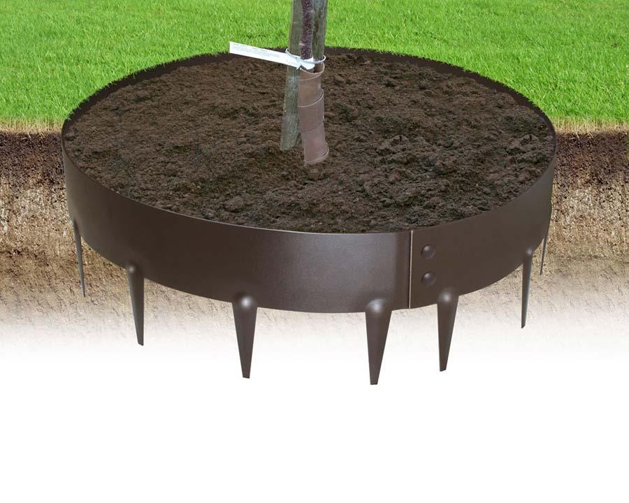 Flexible Steel Garden Edging Rings