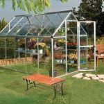 Greenhouse Walk-In 6'x10' (185cm x 306cm x 208cm)