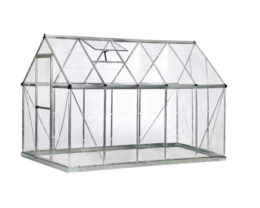 Greenhouse 6'x10' WalkIn