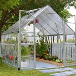 Greenhouse Tall Walk-In 8'x8' (244cm x 247cm x 229cm)