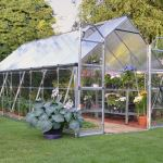Greenhouse Tall Walk-In 8'x16' (244cm x 487cm x 229cm)