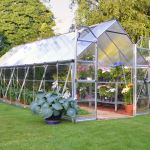Greenhouse Tall Walk-In 8'x20' (244cm x 607cm x 229cm)