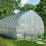 Bella 8'x16' Greenhouse (474 x 236 x 211cms)