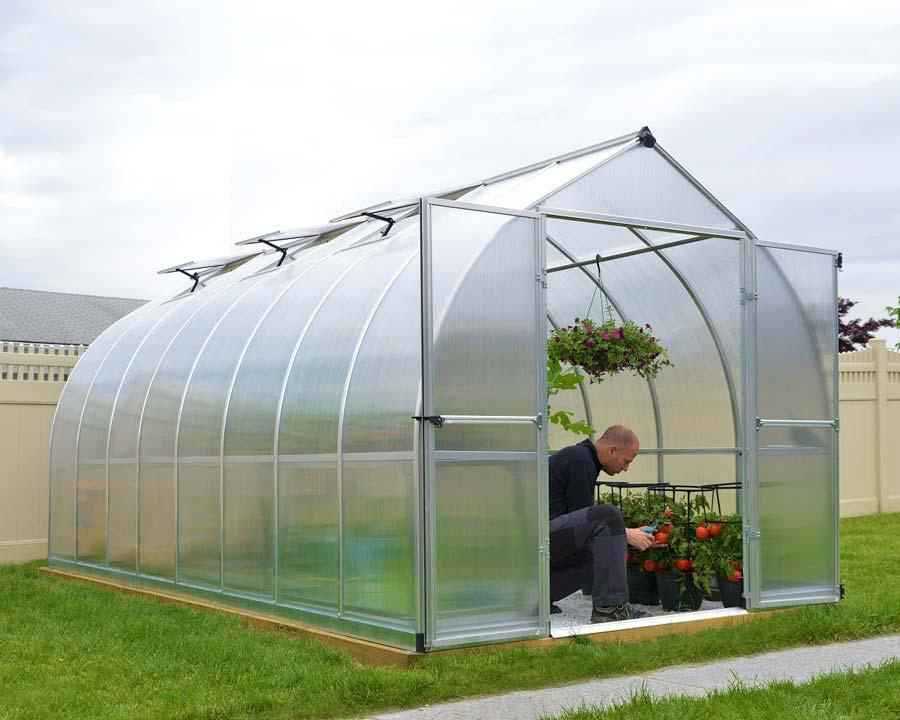 Bella 8'x16' Greenhouse