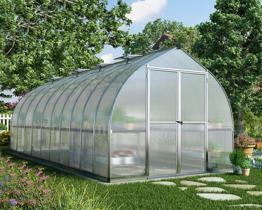 Bella 8x20 Greenhouse