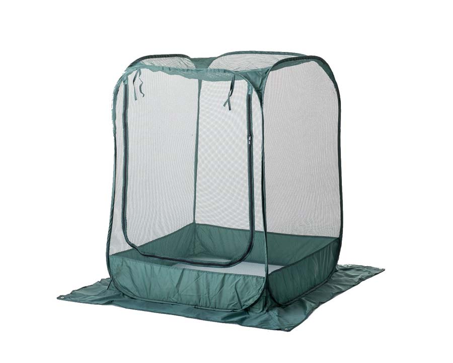 Pop Up Net Plant Cover 1x1x1.25