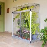 Lean-To Greenhouse 4'x2' (125 x 63.5 x 160cms)