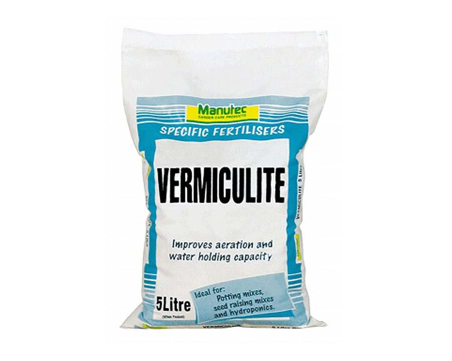 Vermiculite - Manutec