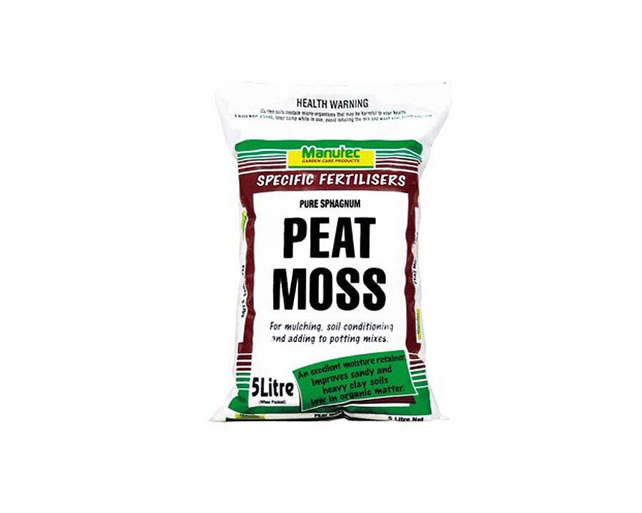 Peat Moss - Manutec