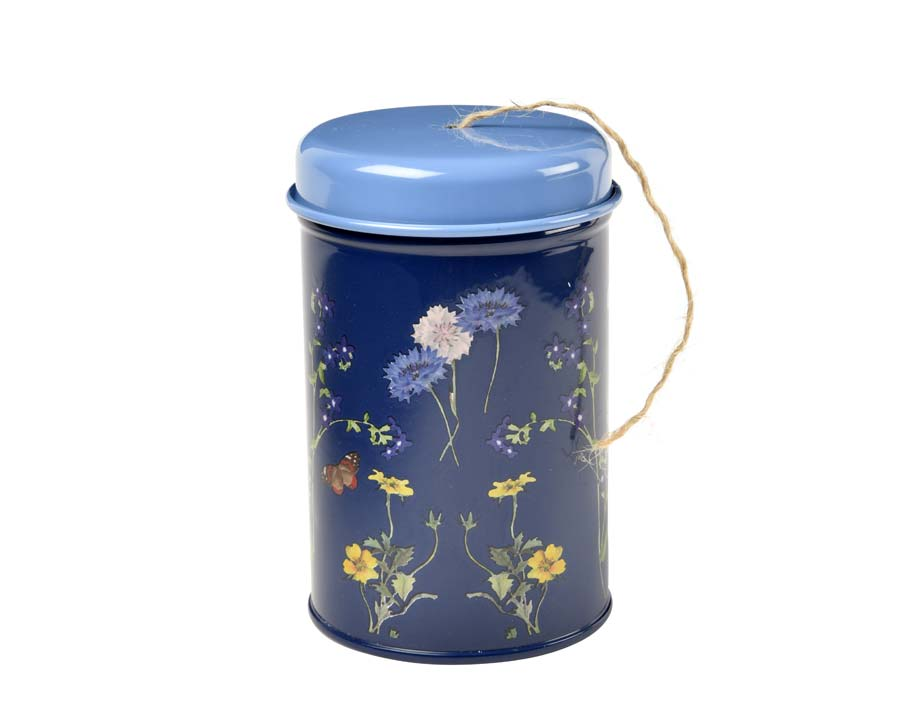 Twine in Tin - part of the Burgon and Ball RHS British Meadow range of garden tools and accessories