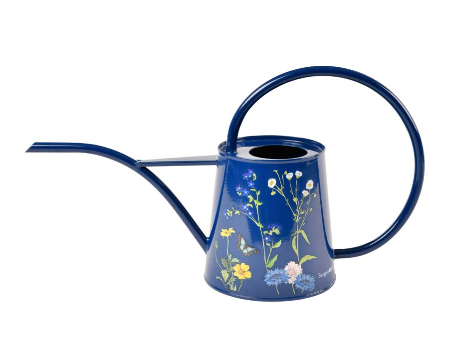 Indoor Watering Can 1 Litre - part of the Burgon and Ball British Meadow range of garden tools and accessories