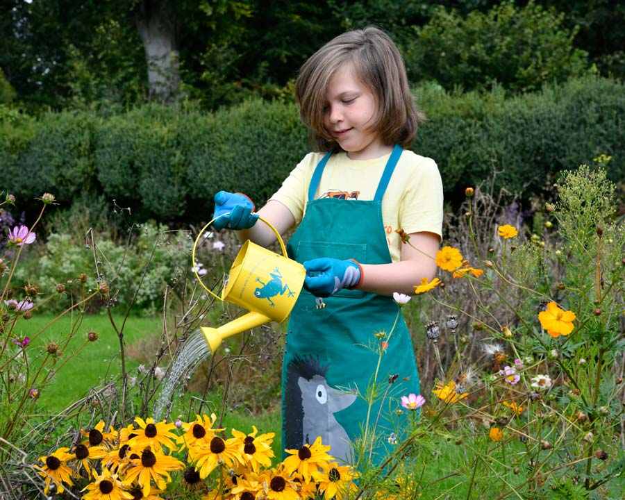 Children's Watering Can - part of the 'Get me Gardening' range by the National Trust