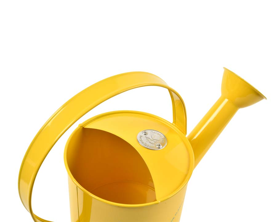 The top of Children's Watering Can - part of the 'Get me Gardening' range by the National Trust
