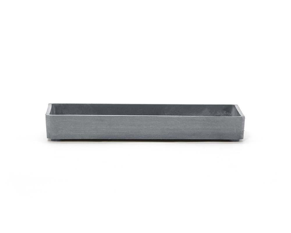 Blue Grey - Amsterdam Display Platter - 20cm and 25cm - EcoPots