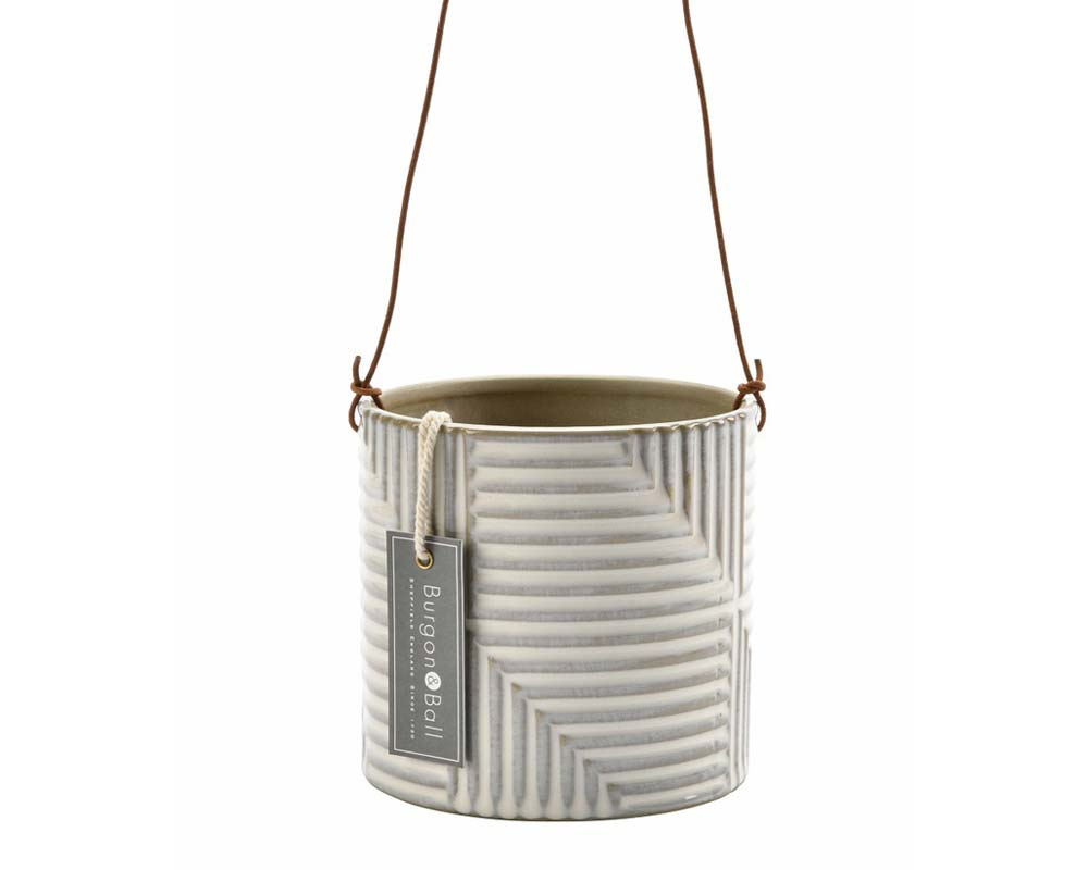 Hanging Pot Modena - Burgon & Ball