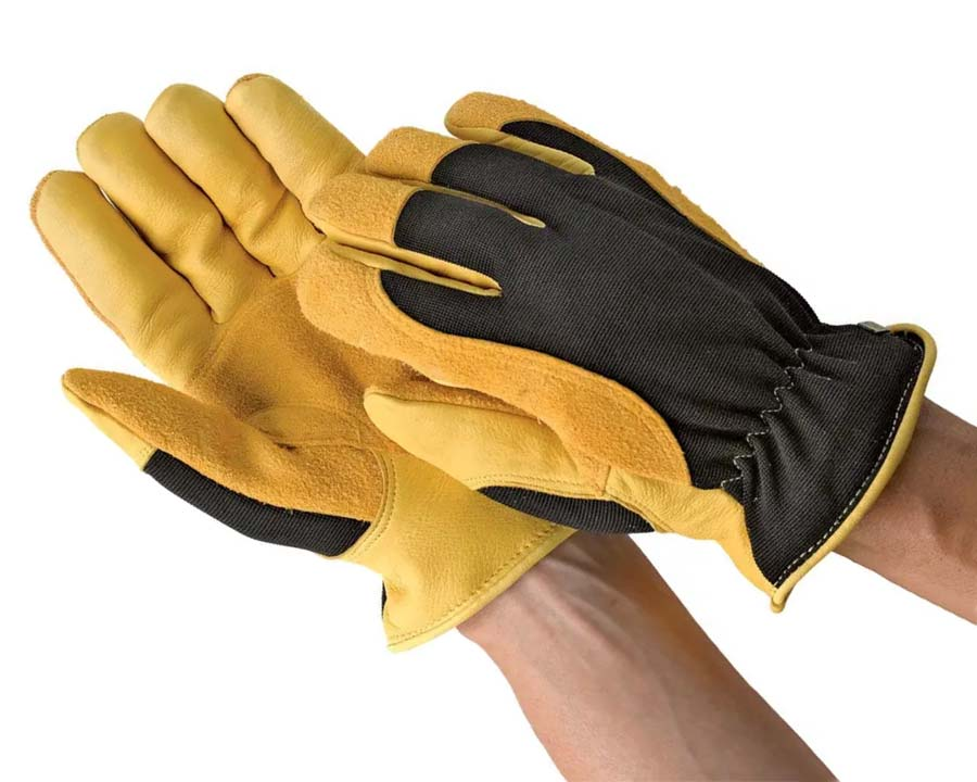 Winter Touch Garden Gloves by Gold Leaf (UK)
