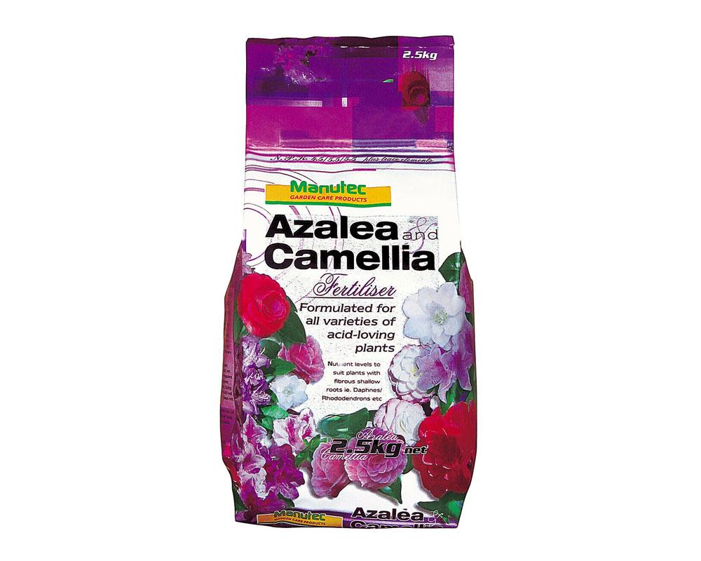 Azalea and Camellia Food 2.5kg - Manutec