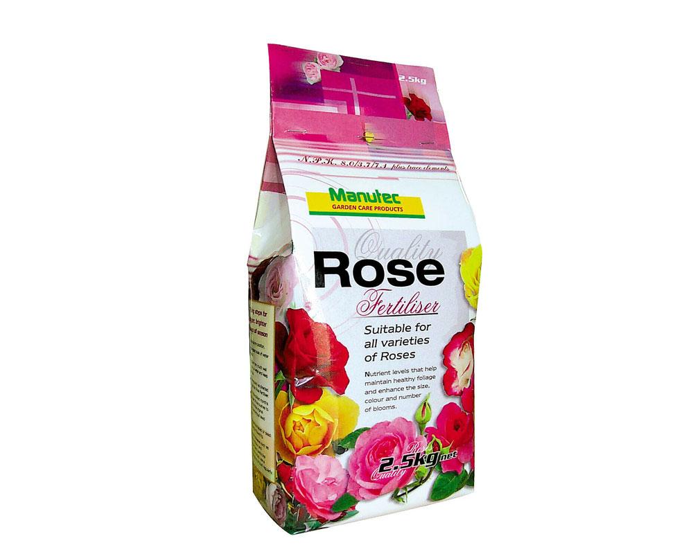 Rose Food 2.5kg - Manutec