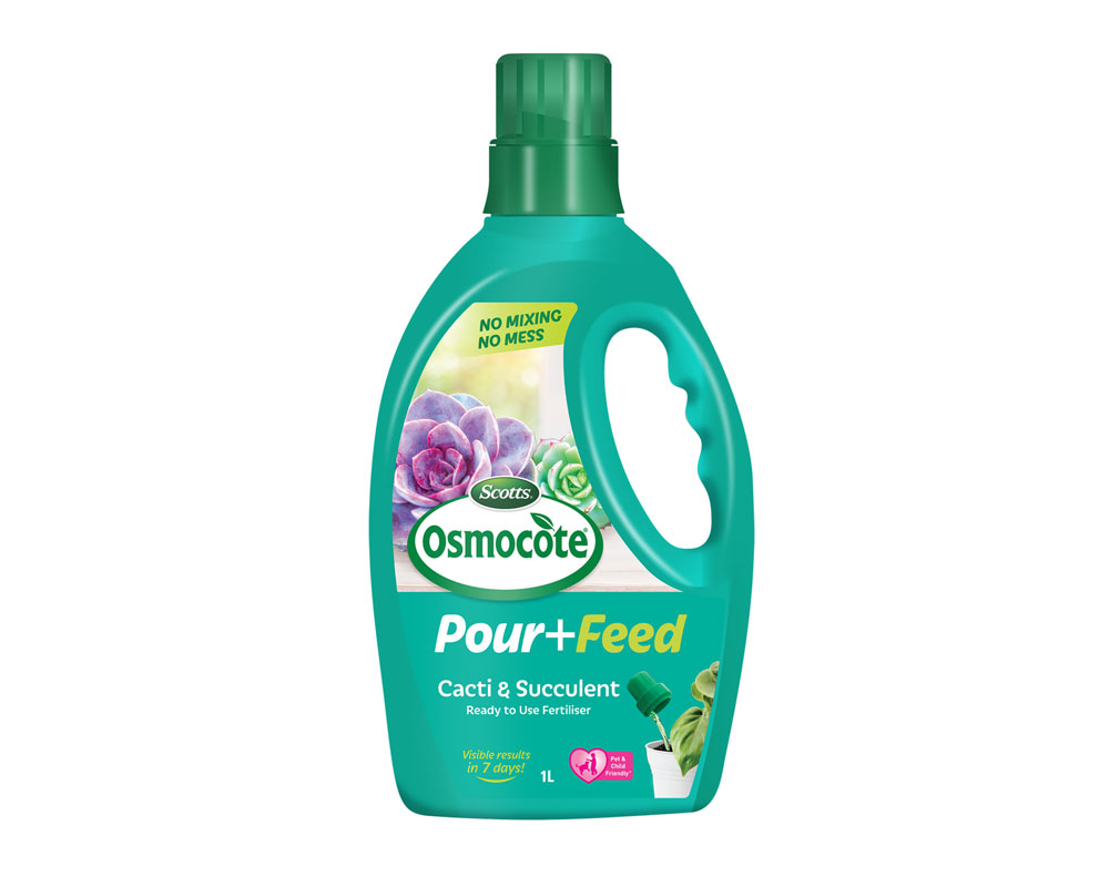 Pour and Feed Cactii 1L - Osmocote