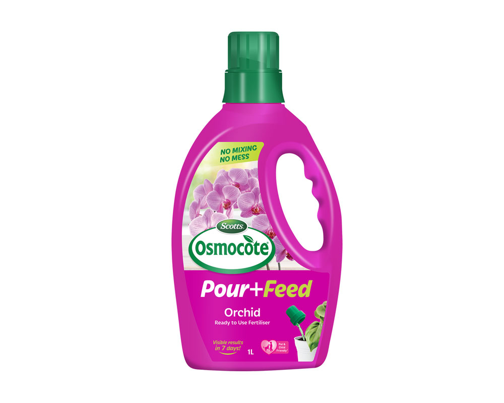 Pour and Feed Orchid 1L - Osmocote