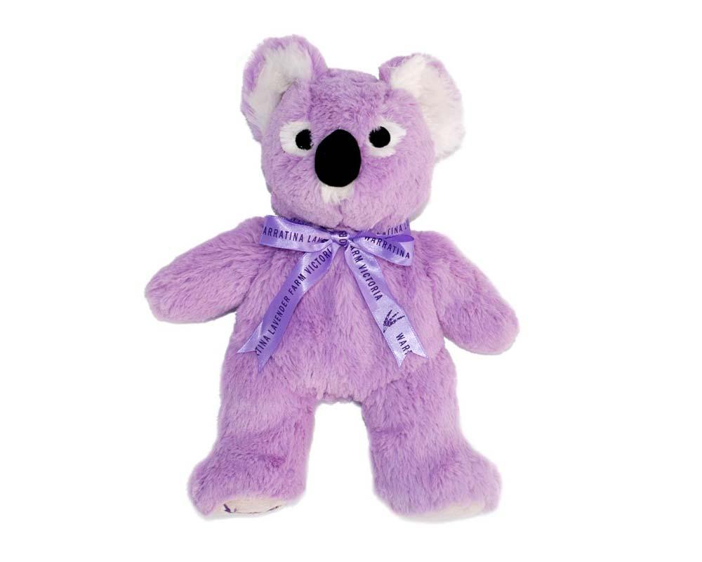Lavender Koala Heat Bag/Pack - Lavender Farm