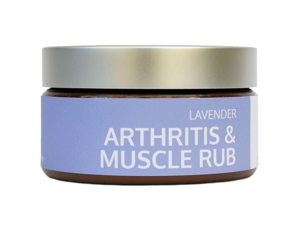 Arthritis and Muscle Rub 250g - Lavender Farm